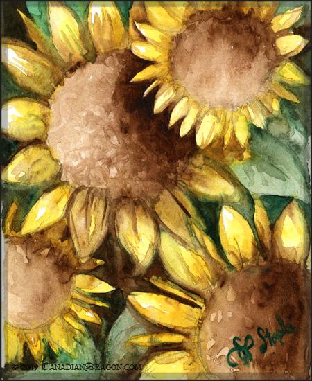 Картинки маслом пейзажи рисуем цветы